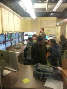 FarDet Control Room
